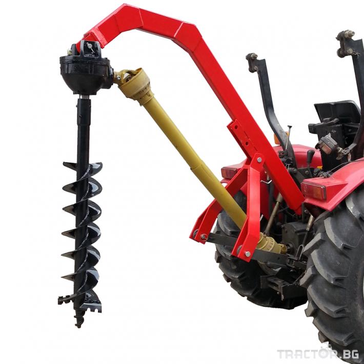 Други Ямокопател TGM 0 - Трактор БГ