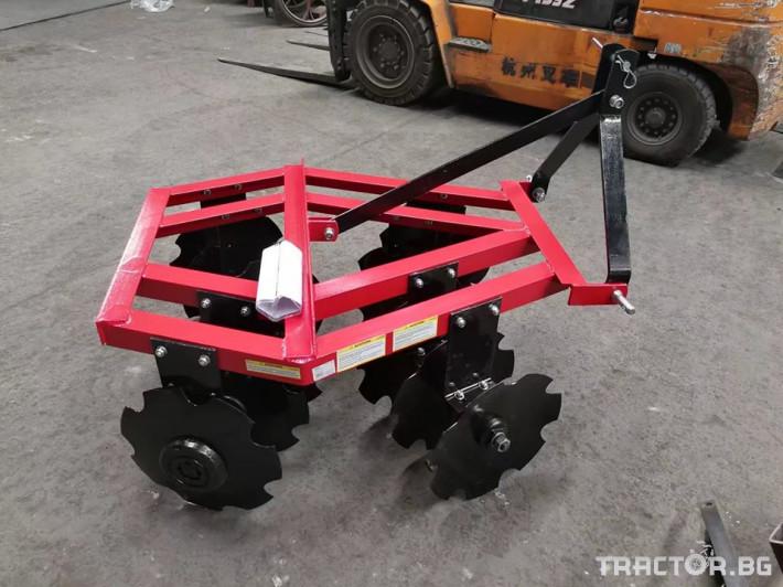 Брани Брана DH 1 - Трактор БГ