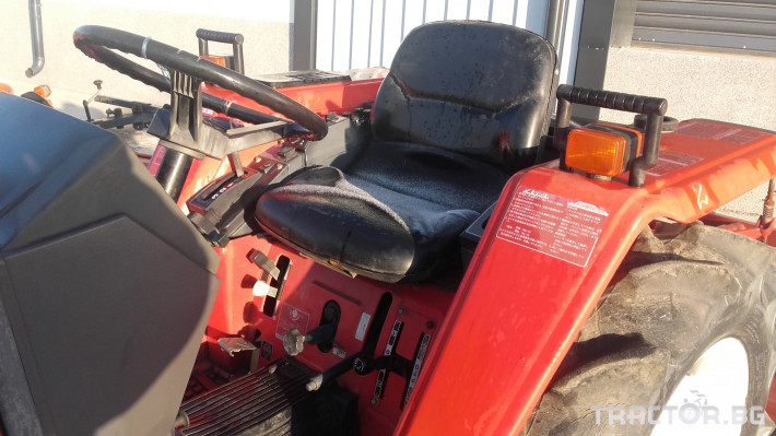 Трактори Yanmar FX235 2 - Трактор БГ