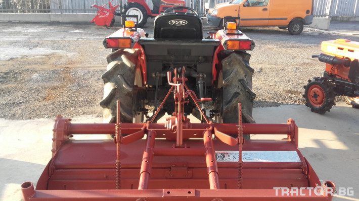 Трактори Yanmar FX235 4 - Трактор БГ