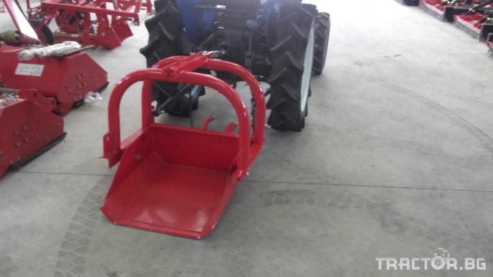 Други TGM 3 - Трактор БГ