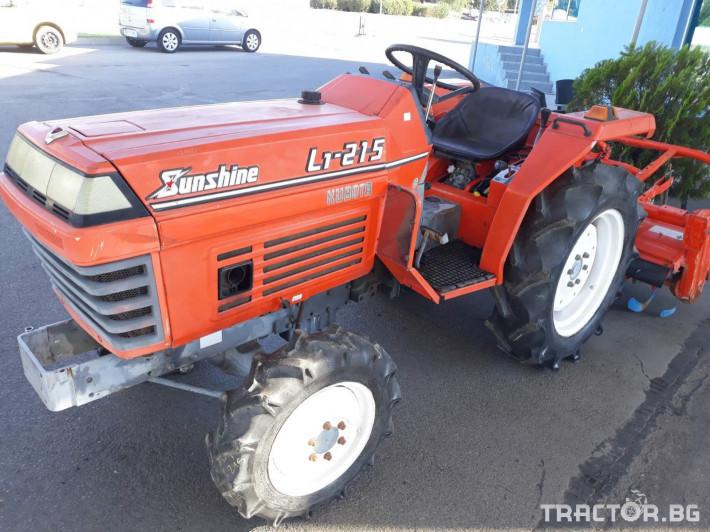 Трактори Kubota L1-215 0 - Трактор БГ