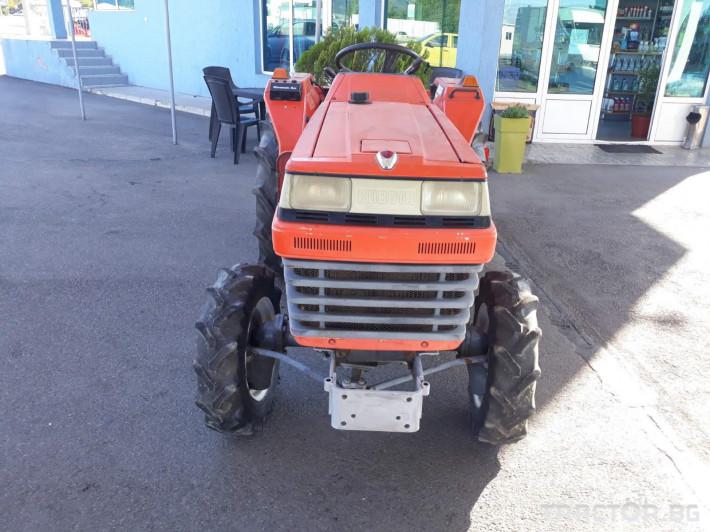 Трактори Kubota L1-215 1 - Трактор БГ