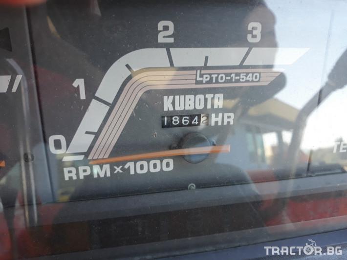 Трактори Kubota L1-215 4 - Трактор БГ