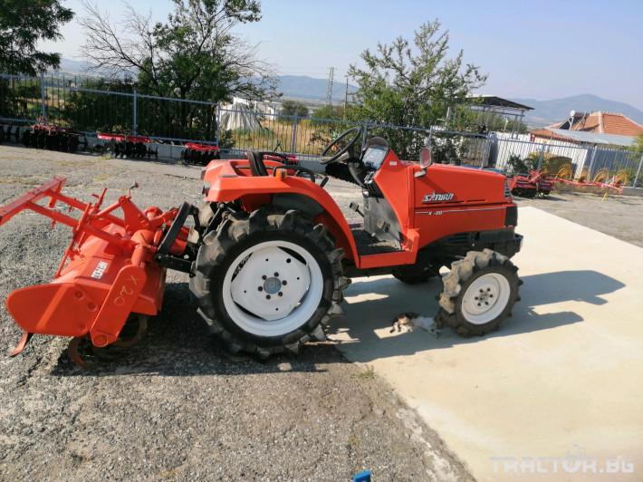 Трактори Kubota SATURN- X20 1 - Трактор БГ