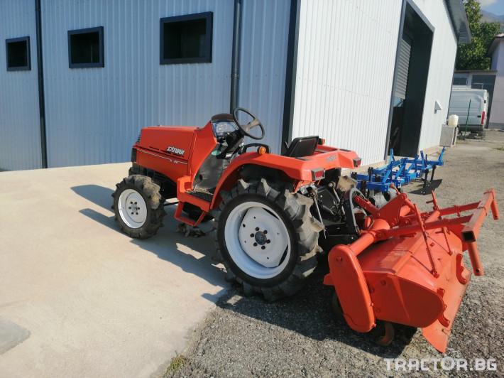 Трактори Kubota SATURN- X20 0 - Трактор БГ