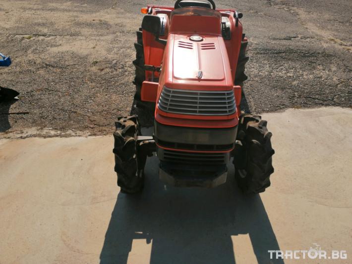 Трактори Kubota SATURN- X20 3 - Трактор БГ