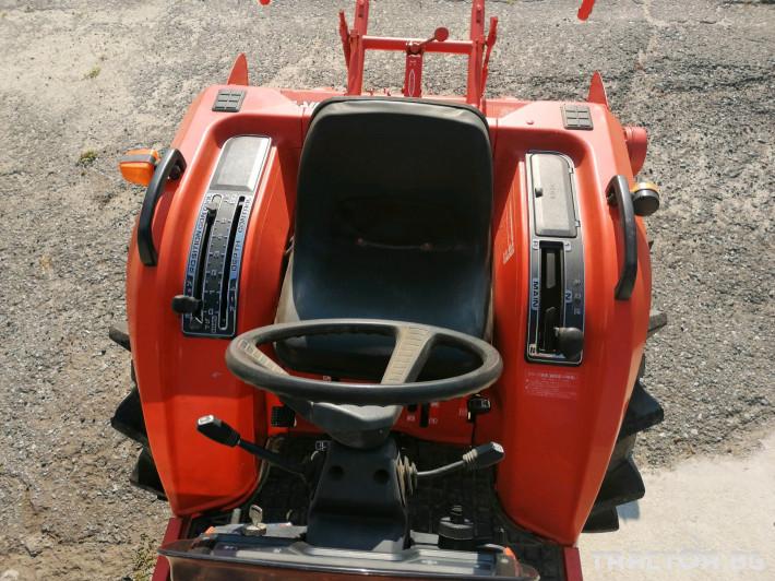 Трактори Kubota SATURN- X20 4 - Трактор БГ