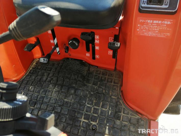 Трактори Kubota SATURN- X20 6 - Трактор БГ