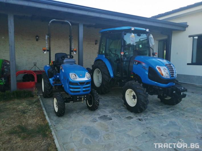 Трактори LS R50 2 - Трактор БГ