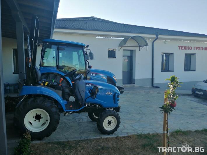 Трактори LS R50 4 - Трактор БГ