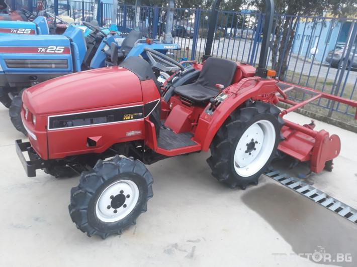 Трактори Mitsubishi МТ185 0 - Трактор БГ