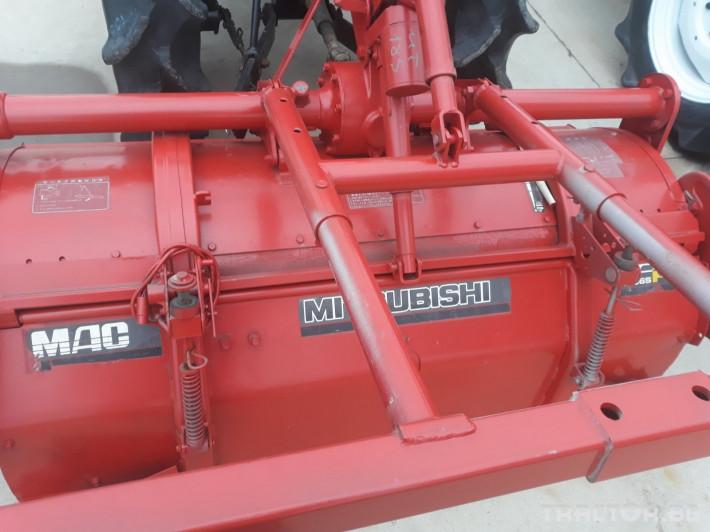 Трактори Mitsubishi МТ185 2 - Трактор БГ