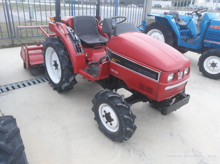 Трактори Mitsubishi МТ185 4 - Трактор БГ
