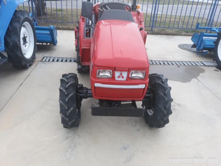 Трактори Mitsubishi МТ185 5 - Трактор БГ